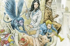 Finally Getting to Fables