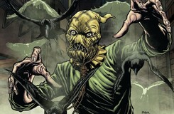 What Do DC's Biggest Icons See When Gassed by the Scarecrow?