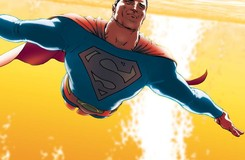 First Flight: Five Superman Comics for New Readers