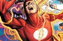 First Look: Wally West Calls it Quits