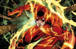 THE FLASH #9 variant cover