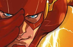 Speeding Ahead: Joshua Williamson Leaps Aboard The Flash