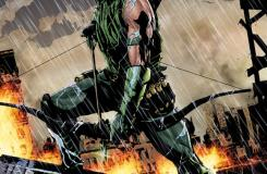 Win a Copy of Green Arrow Signed and Sketched by Jeff Lemire