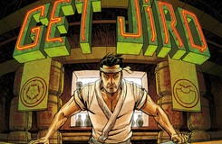 DC All Access: Win a Signed Copy of Get Jiro: Blood and Sushi