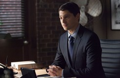 A Familiar Face: Nicholas D'Agosto Discusses Gotham's Harvey Dent