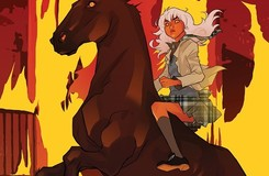 Brenden Fletcher, Becky Cloonan and Karl Kerschl Discuss the End of Gotham Academy