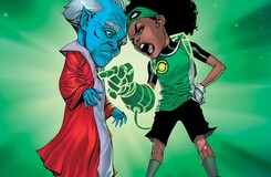 First Look: Green Lanterns Give Peace a Chance (It Doesn't Go Well)