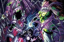 Polaris Primed: Sam Humphries Raises the Stakes on Green Lanterns