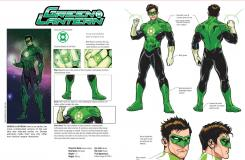 Justice League Sketchbook: Green Lantern