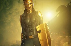 First Look: Supergirl's Azie Tesfai Suits Up as Guardian