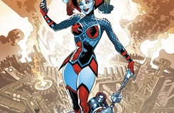 First Look: Sam Humphries Takes on Harley Quinn
