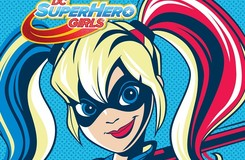 """""""Harley Quinn at Super Hero High"""" Bounds into Great Adventure"""