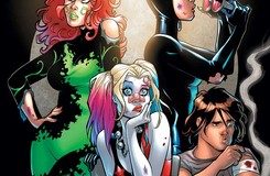 First Look: Harley Quinn Leaves the Cannoli