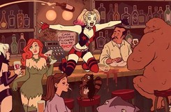 Harley Quinn Gets an Animated Series
