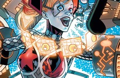 Hammer Time: Sam Humphries and John Timms Talk Harley Quinn