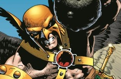 Casting News: Hawkman Soars Onto DC's Legends of Tomorrow