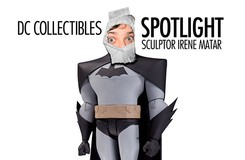 DC Collectibles: Spotlight on Sculptor Irene Matar