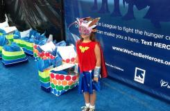 Behind the Scenes at SDCC: DC Comics Fan Family