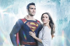 Superman and Lois Lane Charm in New TV Crossover Pic