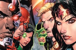 Looking Back on Volume One: An Interview with Justice League's Bryan Hitch