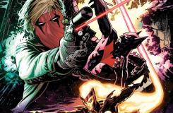 The New 52: Futures End: An Interview with Jeff Lemire