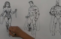 Go Behind the Scenes of DC FanDome with Jim Lee!