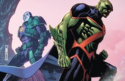 First Look: The Justice League Learns the Truth about the Multiverse