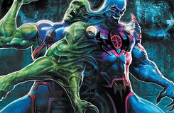 First Look: Save Martian Manhunter...or Save the Multiverse?