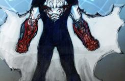 Justice League mystery villain by Jim Lee