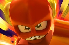 Want to Attend the World Premiere of the New LEGO Flash Movie?