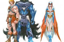 THE BREAKDOWN: Masters of the Universe Character Designs