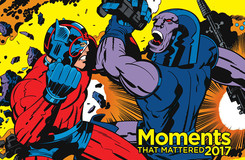 Ten Moments that Mattered: A Century of Jack Kirby