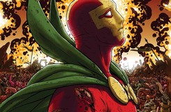 Mister Miracle Fights for the Fate of New Genesis