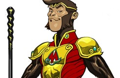 Meet the Monkey Prince: Yang and Chang Introduce DC's Newest Hero