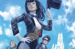 Zatanna, Faust and More Enroll in Mystik U