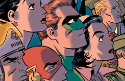 Drawing Inspiration From DC: The New Frontier