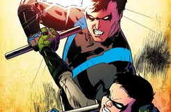 Doctors, Demons and Daddy Issues: The Strange Partnership of Nightwing and Robin