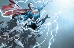 DC All Access: Win a Rebirth Comic and Poster Signed by Geoff Johns