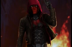 First Look: Titans' Curran Walters Dons the Red Hood