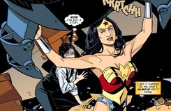 First Look: Cecil Castellucci and Chris Sprouse's Wonder Woman Tale