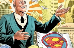 Mark Russell Lets Lex Rule in Future State: Superman vs. Imperious Lex