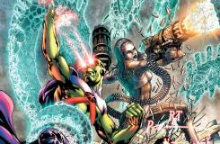 STORMWATCH #8 cover