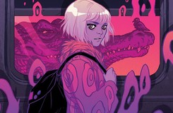 Cecil Castellucci Takes Shade, the Changing Girl to Gotham