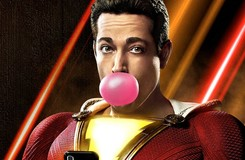 Shazam Strikes the Perfect Pose in New Poster