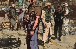 Soldier to Soldier: Jason Inman Interviews The Sheriff of Babylon's Tom King