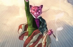 Sneak Peek: Mike Feehan Previews Exit Stage Left: The Snagglepuss Chronicles