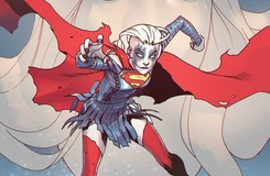 First Look: Jody Houser and Rachael Stott Fly onto Supergirl
