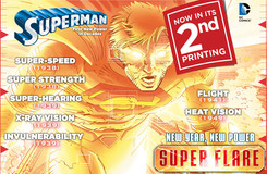Superman: New Power, New Printing!