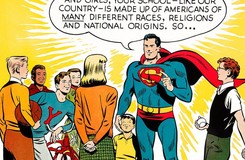 Superman: A Classic Message Restored