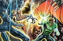 First Look: Grant Morrison's Green Lantern Comes to a Shocking Close